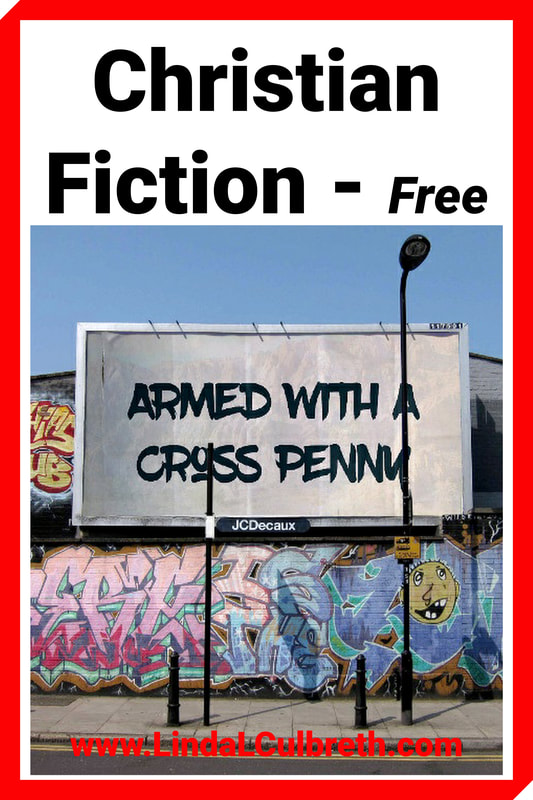 Armed With a Cross Penny is from The Cross Penny Christian Fiction Series, a compilation of Christian Fiction Novels.
